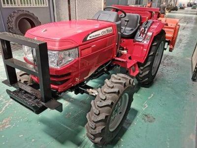 Mitsubishi GX36A Tractor