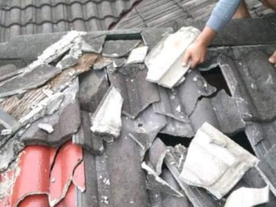 Tukang bumbung bocor Bangi/kajang